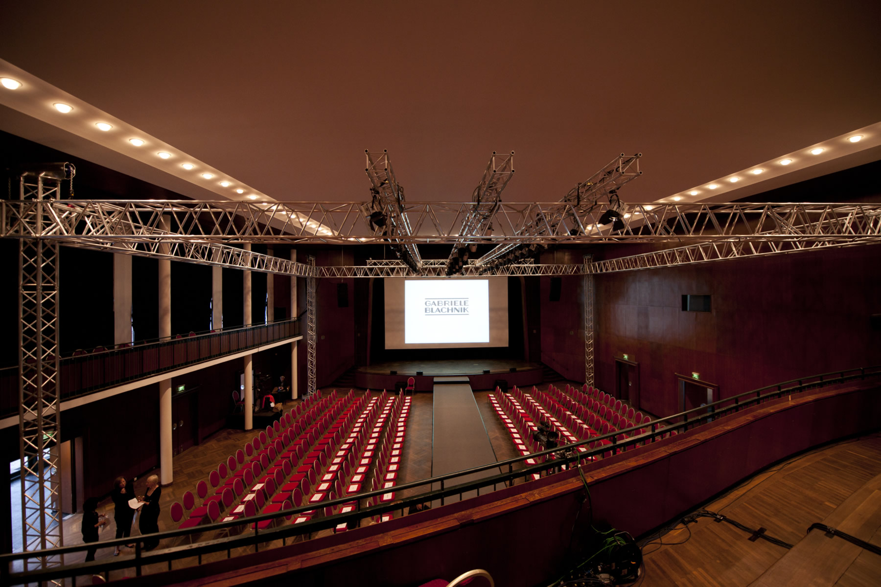 Firmen Und Eventveranstaltungen Alte Kongresshalle